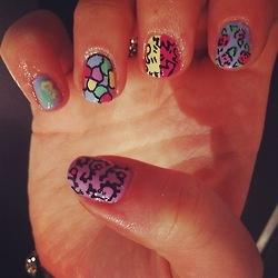 Mix & Match #nails #nailart