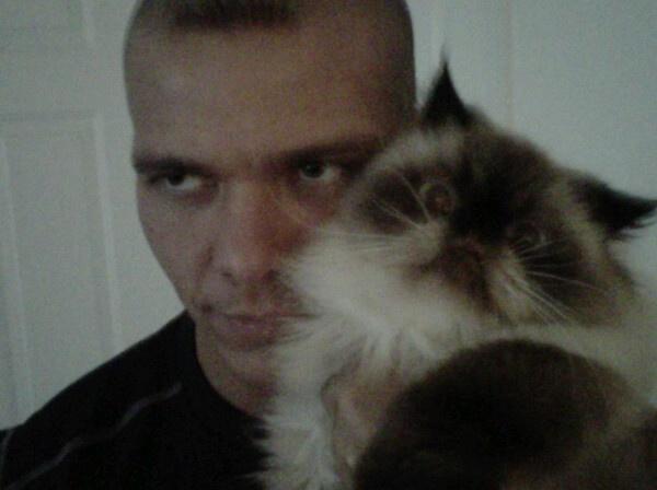 Tyson Kidd, Wwe, Real Men Do Love Kitties  For The Love -4857