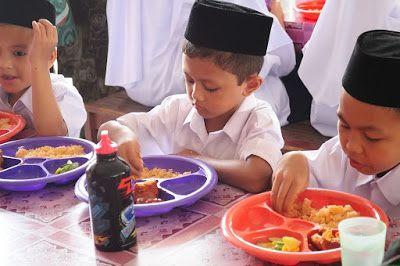 Adab Adab Makan dan Minum dalam Islam