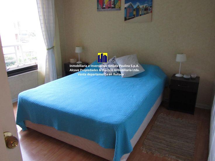 Inmobiliaria e Inversiones Amada Paulina S.p.A® Alcave Propiedades y Gestión Inmobiliaria Ltda® Venta de Departamento en Reñaca-5