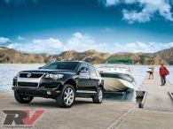 Top 15 Light Duty Tow Vehicles - Volkswagon Touareg Tdi