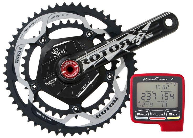 Cada vez es más habitual que los ciclistas aficionados lleven instalado un potenciómetro en su bicicleta. Esto permite entrenar en base a la potencia.