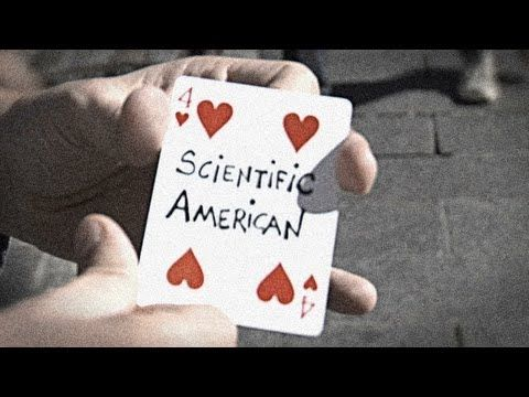 Neuroscience Meets Magic - by Scientific American via itsoktobesmart: Neuroscientists Stephen Macknik and Susana Martinez-Conde observe master gentleman magician/pickpocket Apollo Robbins and explain how he uses the human brain against itself. The direction, and misdirection, of our brain's attention tendencies are at the core of every great illusion. This is amazing! #Magic #Neuroscience