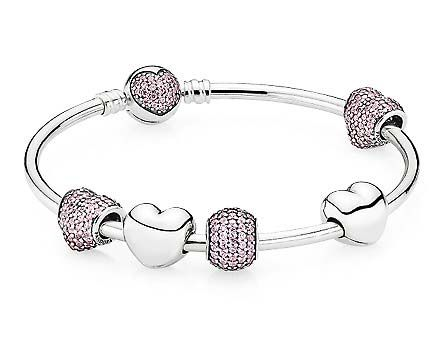 Customized Charm Bracelet Jewellery | PANDORA