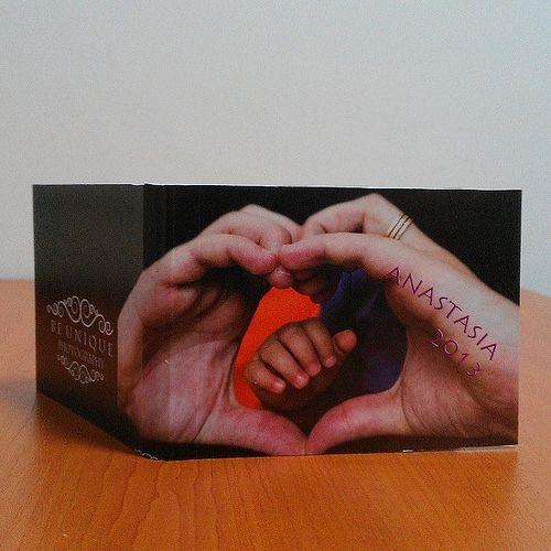 Mini album 10*15 Cm - 10*30 cm deschis