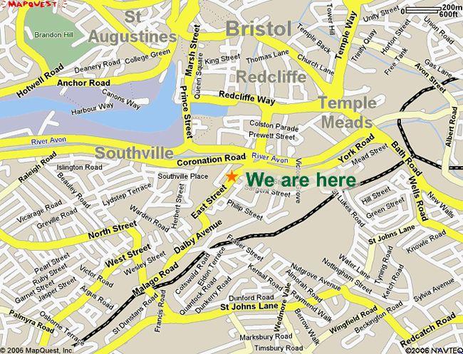 Redcliffe, Bristol, Tower