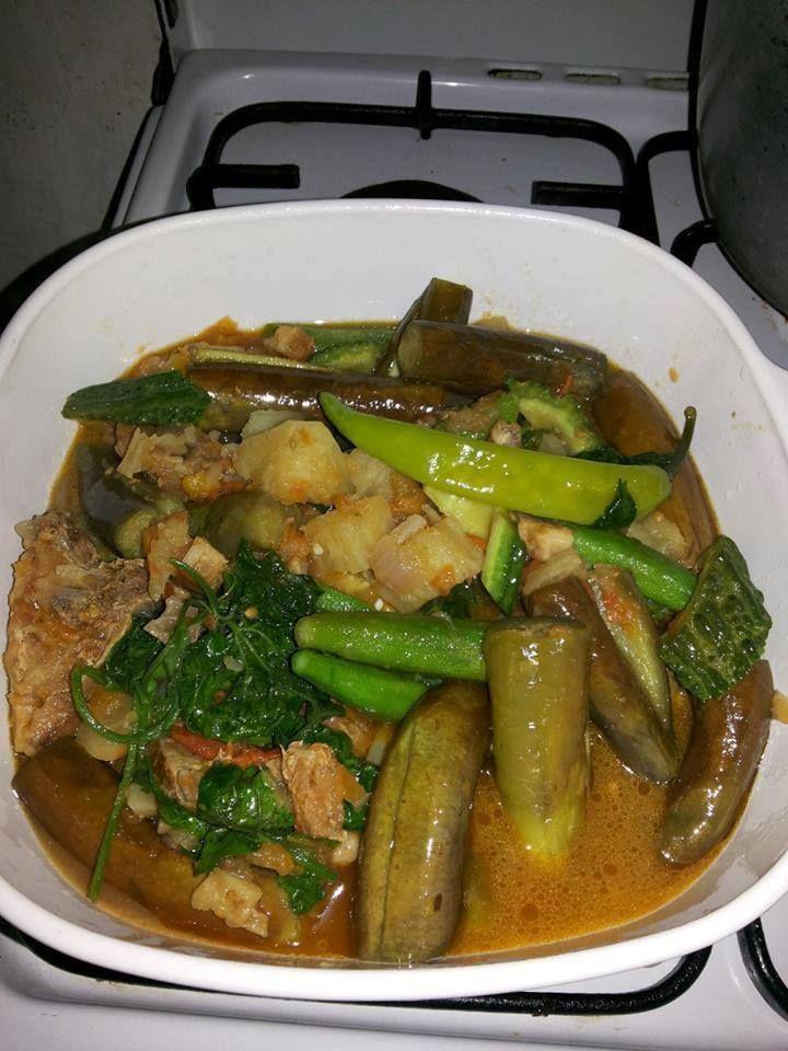 Pinakbet Recipe #Vegetables #Food #PinoyRecipes #Cooking #IlocanoDish