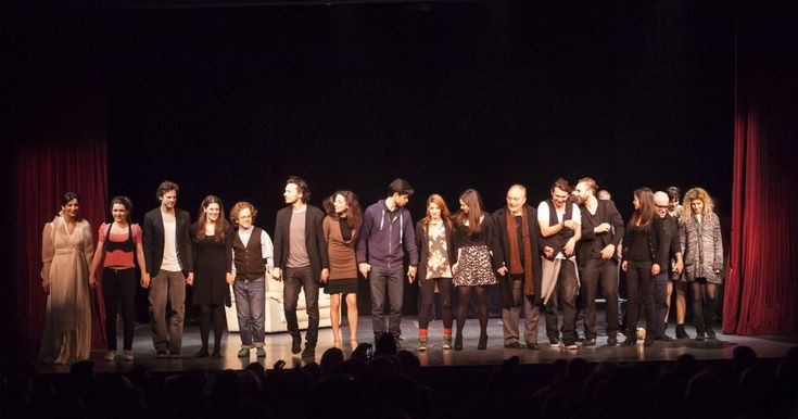 24 Hour Plays: Θέατρο υπό πίεση