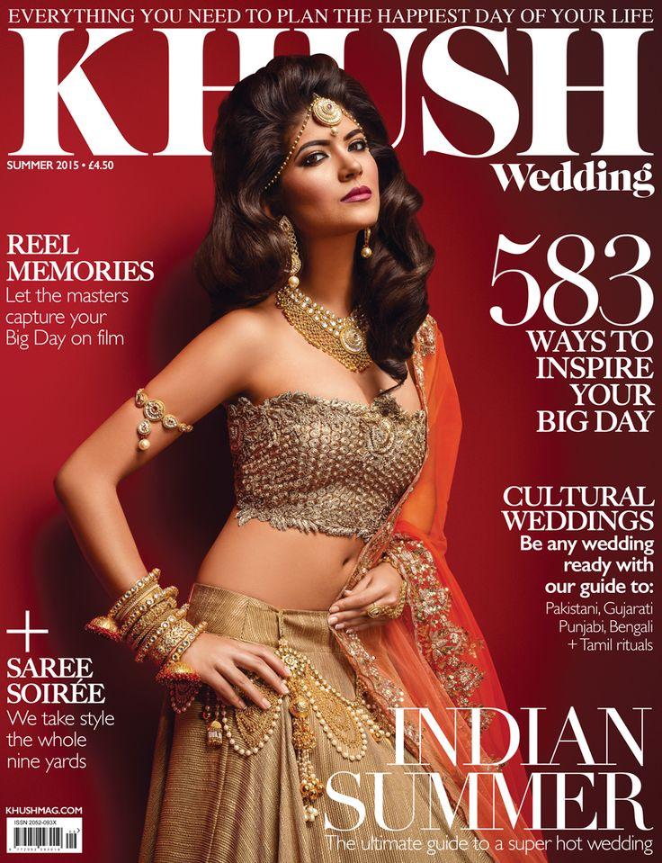 18 best Khush Wedding Magazine Front Covers images on Pinterest ...