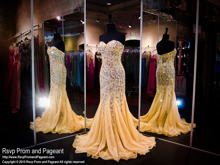 This sexy mermaid is a must have for prom, and it's at Rsvp Prom and Pageant, your source for the HOTTEST Prom and Pageant Dresses!