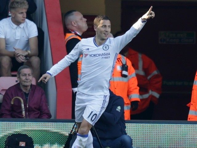 Real Madrid 'confident of luring Chelsea star Eden Hazard to Bernabeu'