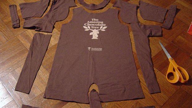 Idee per il riciclo creativo delle t-shirt da realizzare con i bambini