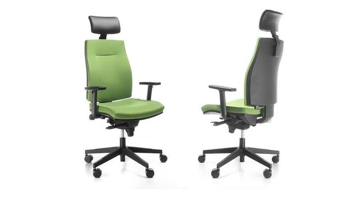 Corr to kwintesencja płynności, lekkości i ergonomii. Wysoka jakość włoskich podzespołów jest gwarancją trwałości fotela, przy zachowaniu bardzo dobrej relacji ceny do jakości. Występuje w wersji pracowniczej CJ 102 i menadżerskiej z zagłówkiem CJ103. Wizytówką fotela Corr jest minimalizm i charakterystyczna linia oparcia.  .  #bejot #lobos #krzesło #biuro #meblebiurowe #meble #furniture #work #design #chair #wnętrza