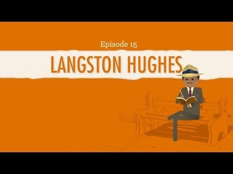 Langston Hughes & the Harlem Renaissance: Crash Course Literature 215 - YouTube (I love John Green!)