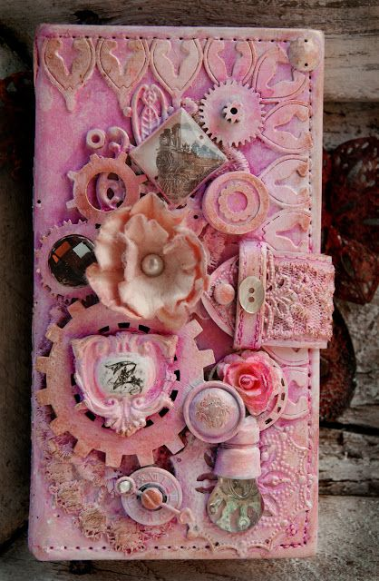 ...Bo Licho Nie Śpi...: Różowy notes