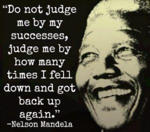 Motivational Quotes from Nelson Mandela