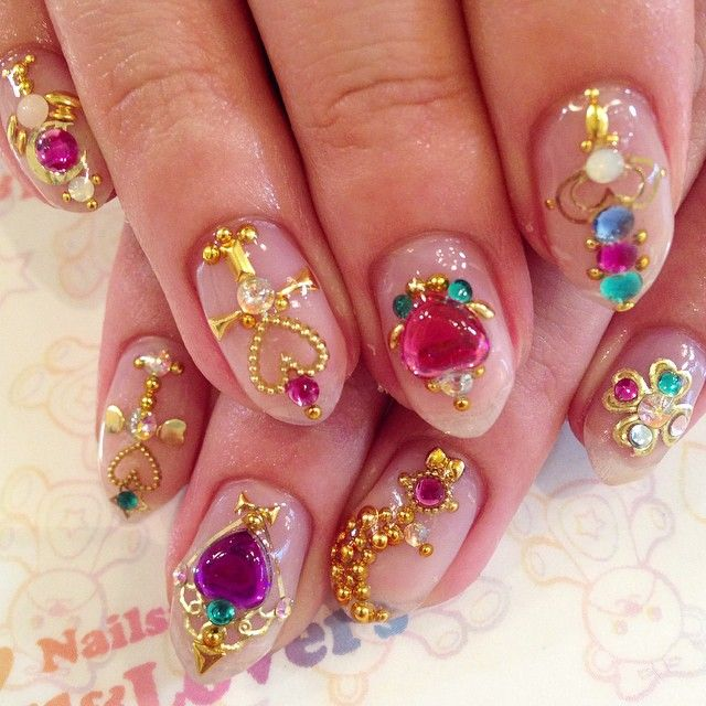 """✨ #jillandlovers#nail#ネイル"""