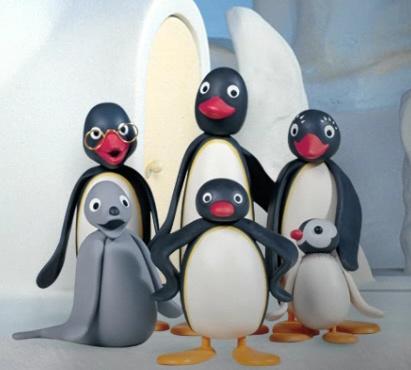 Pingu my son LOVES THIS SHOW !!!