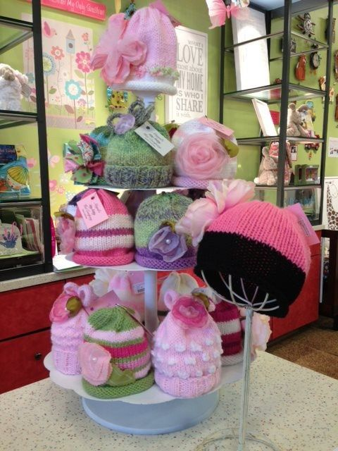 Hat Display Ideas For Craft Shows