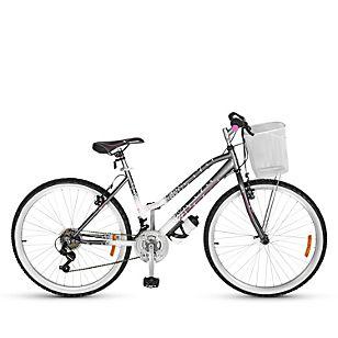 """Oxford Bicicleta Mujer Onyx BM-2616 Titanio Aro 26"""""""