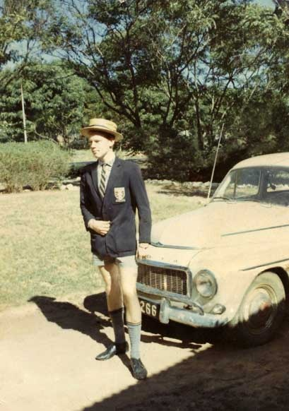 70s school uniform