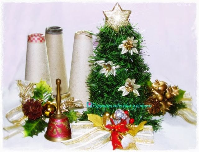 Reciclar para Navidad