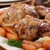 We like the diversity of this one-dish winner. First, because Braised Chicken Thighs Dinner is a change from roast. Second, because it uses chicken thighs. They have so much more flavor than breasts.: Crockpot Meals, Brai Chicken Thighs, Chicken Recipes, Braised Chicken Thighs, Thighs Dinners, Chicken Thighs Recipes, Chicken Thigh Recipes, Chicken Breast, Rice Dinners