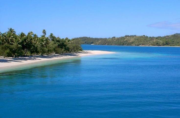 Natadola Beach, Viti Levu, Isole Fiji