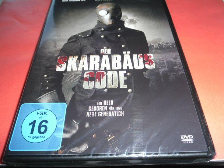 Der Skarabäus Code - Die Rächer schlagen zurück    OVP  / NEU 3,95 €