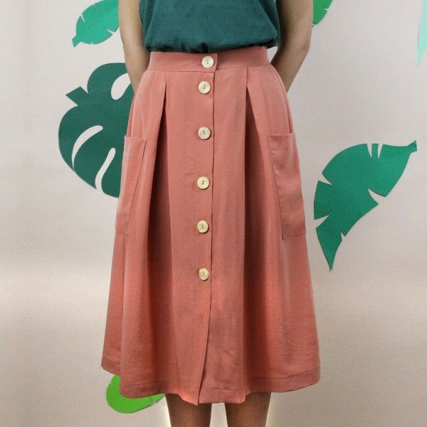 The 556 best sew: skirts images on Pinterest | Boss, Clothes ...