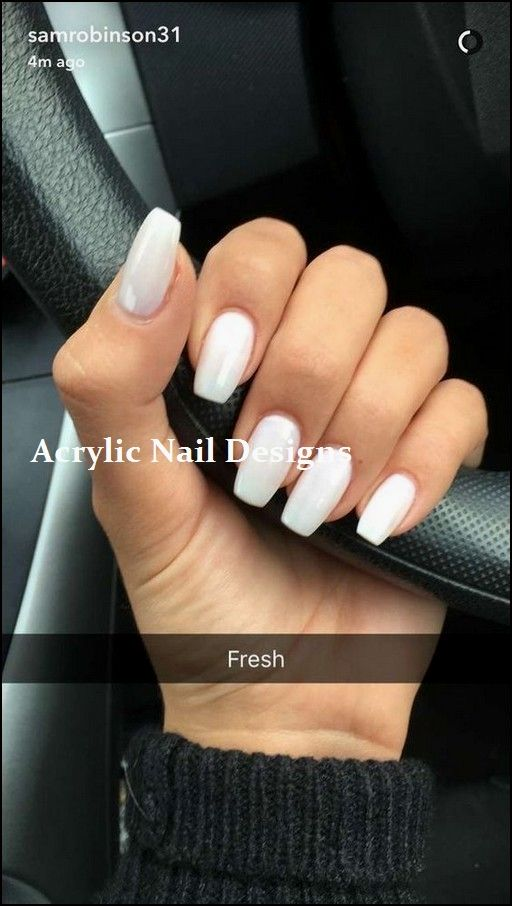 20 GREAT IDEAS COMO FAZER UNHAS ACRÍLICAS #acrylicnails #naildesigns   – Nails