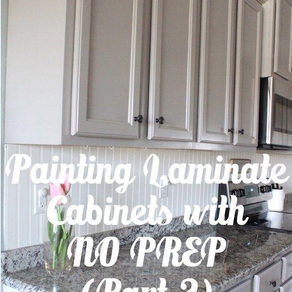 Paint Laminate Kitchen Cabinets: 25+ Best Ideas About Paint Laminate Cabinets On Pinterest