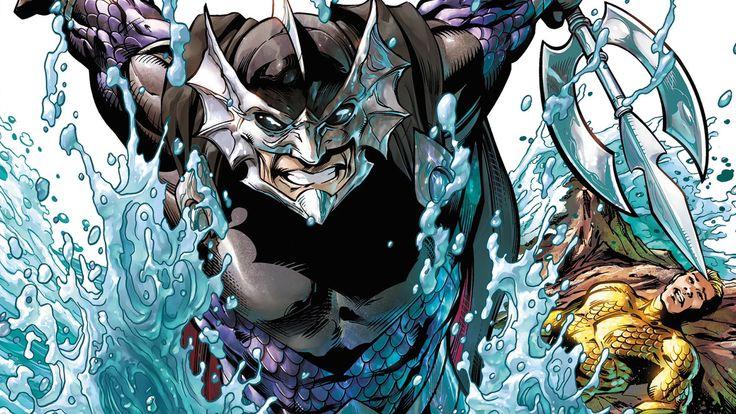 WATCHMAN Star Patrick Wilson Joins AQUAMAN as the Super Villain ORM