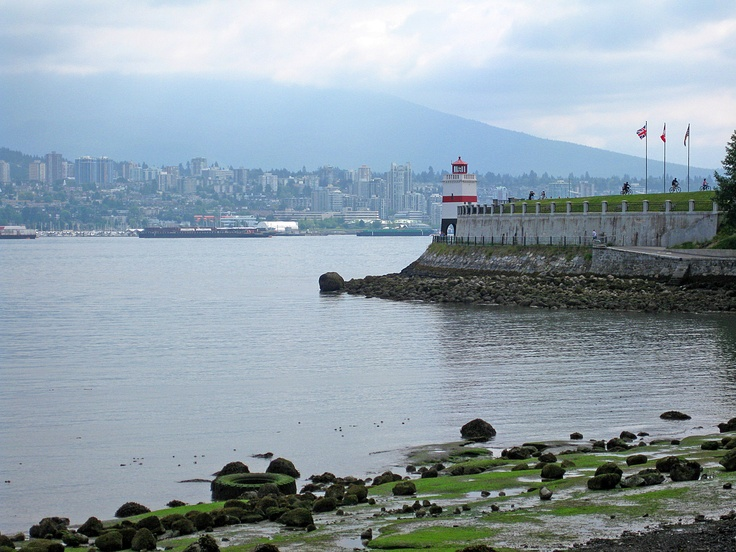 Stanley Park in Vancouver, British Columbia, Canada