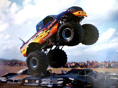 Best Monster Trucks Images On Pinterest Monster Trucks