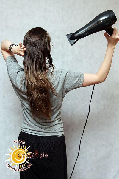 Podgrzewanie olejowanych włosów plus maseczka do cery trądzikowej - Czeszę się - blog o włosach :: czeszesie.pl