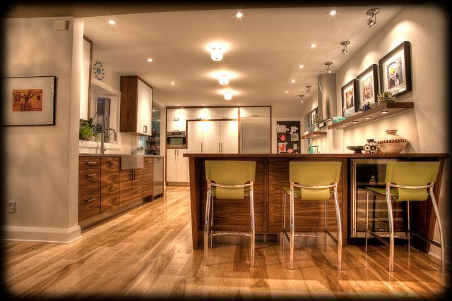 Sochi S Kitchen From Gardenweb Walnut Cabinets And