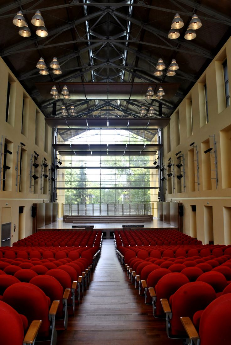 Auditorium Paganini (Ph. Annalisa Andolina)