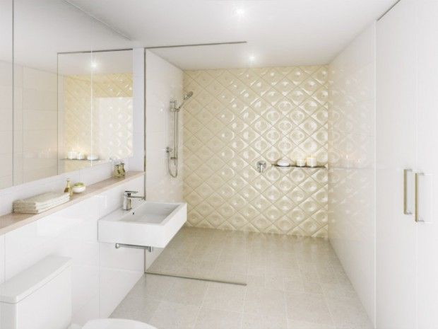 Doorless Walk In Shower Designs Ideas For Small Bathrooms