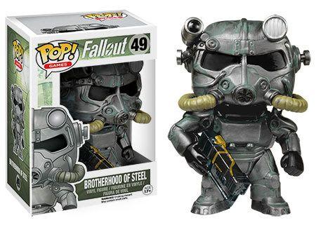Fallout - Brotherhood Of Steel Pop! Vinyl Figure