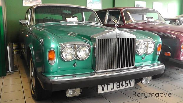 1979 Rolls Royce Silver Wraith II by The-Transport-Guild