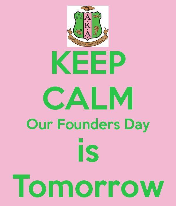 AKA Founders | Founders Day 2014 | Alpha Kappa Alpha