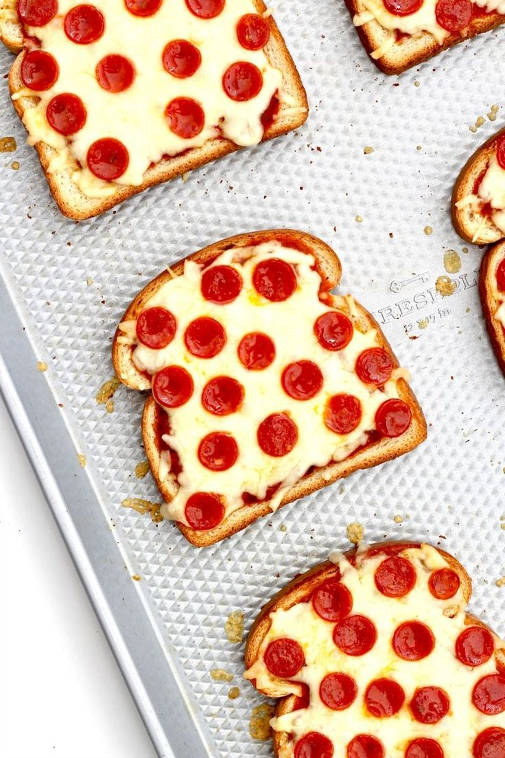 Quick and easy pizza toast is one of our favorite recipes to make for a busy weeknight dinner or a satisfying after-school snack. Everyone loves them! If you follow me on Instagram, you know that I make pizza toast several times a week. We all love pizza, but sometimes I just don't have the time...