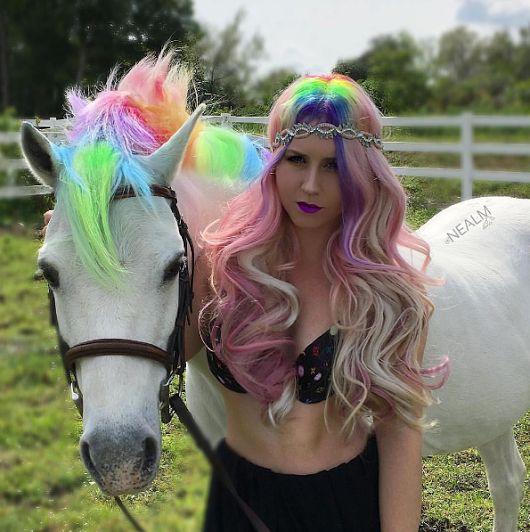 🦄 Прекрасный яркий красочный Единорог и его Принцесса ⚔ - Елена Сергиенко - Google+