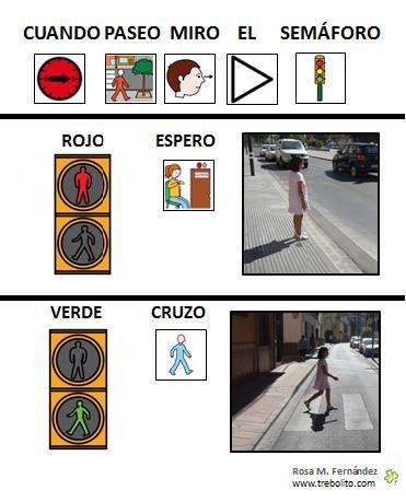 AVDI EVIAL CRUZAR Guión cruzar semáforo