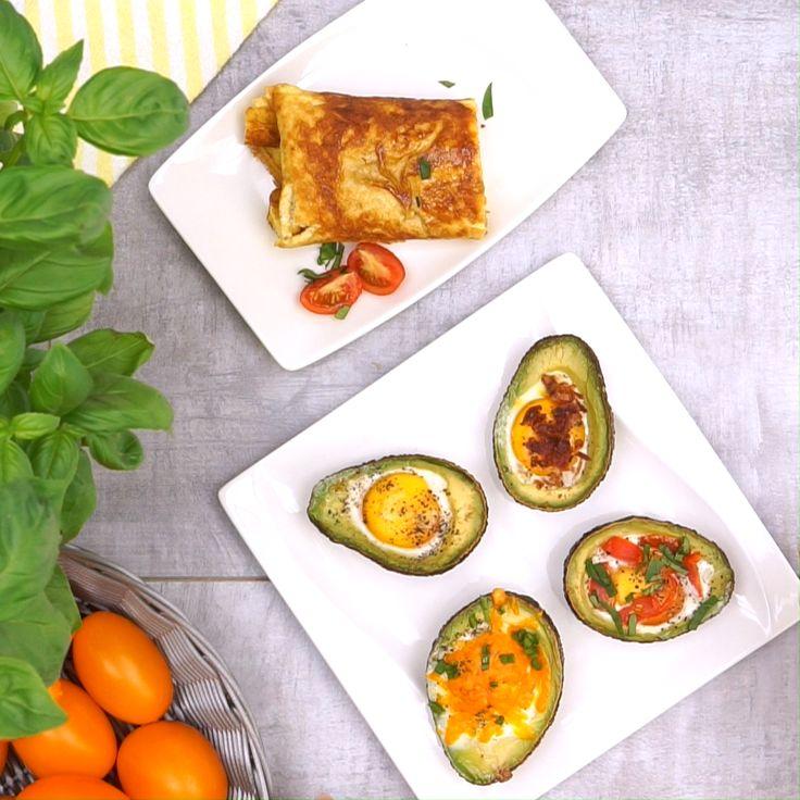 Leckere Low-Carb-Rezepte fürs Frühstück – Gesund abnehmen