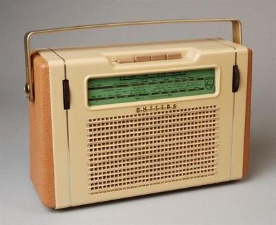 Transistor radio 1958-1959,