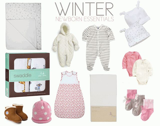 Essential Buys For Winter Babies