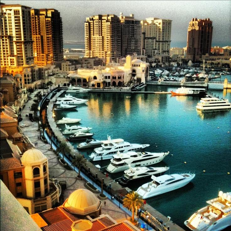 La Perla, Oporto Arabia, Doha, Qatar Doha