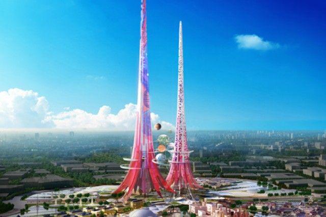 Les Phoenix Towers vont faire renaître Wuhan de ses cendres